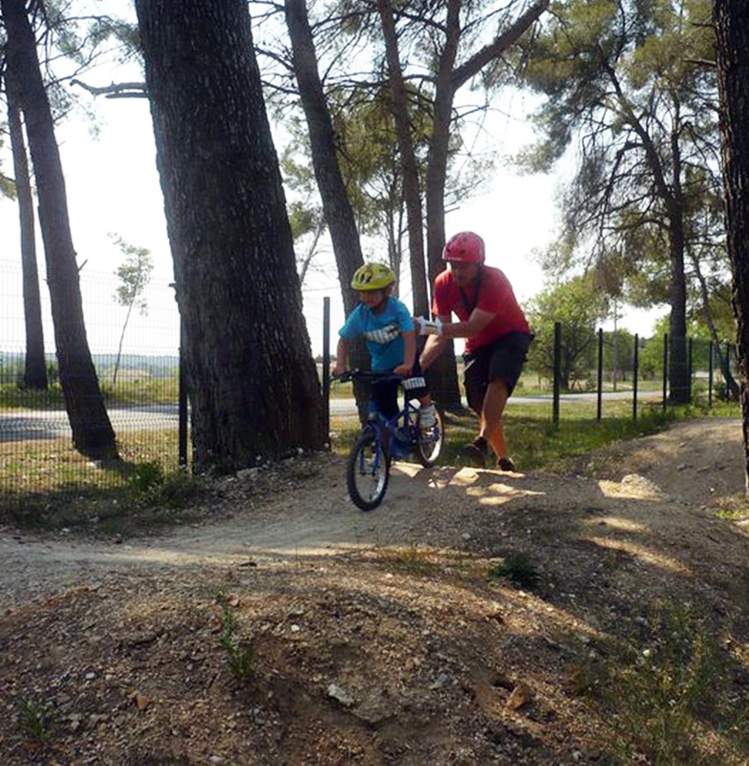 activités baby bike